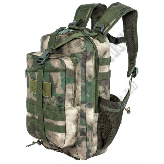 Рюкзак Тактический Pilot Tactical Pack Tactica 7.62 Зеленый мох 20л
