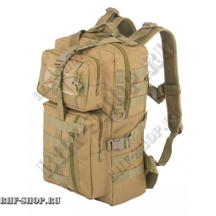 Рюкзак Тактический Recon Tactica 7.62 Койот 17л