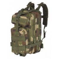 Рюкзак Тактический Scout Tactica 7.62 Вудланд 20л