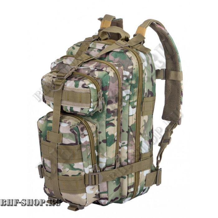Рюкзак Тактический Scout Tactica 7.62 Мультикам 20л