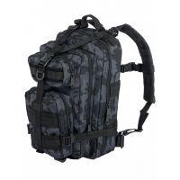 Рюкзак Тактический Scout Tactica 7.62 Черный мультикам 20л