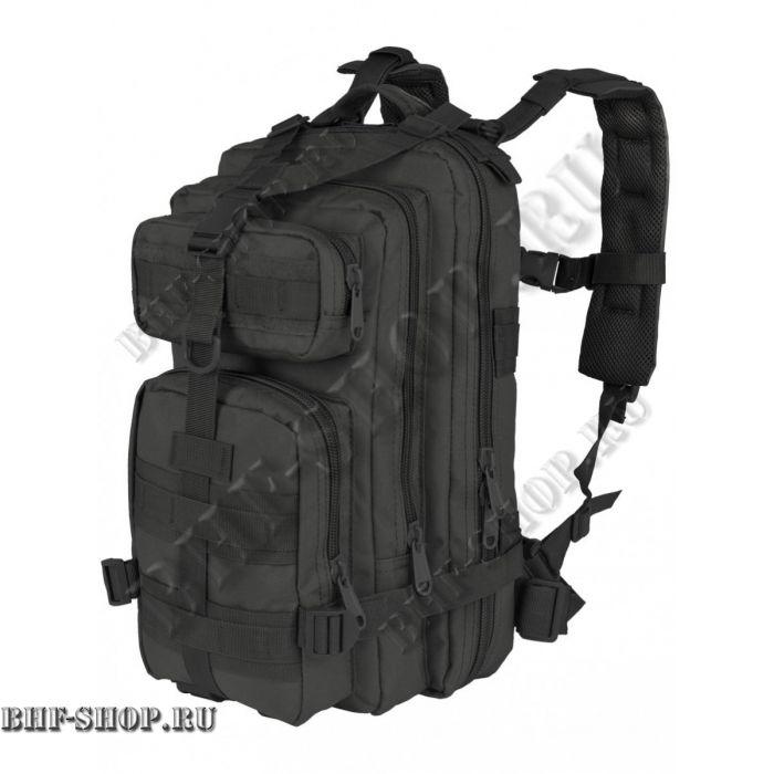 Рюкзак Тактический Scout Tactica 7.62 Черный 20л