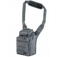 Сумка тактическая GONGTEX Rover Sling Bag Серый 8,6л