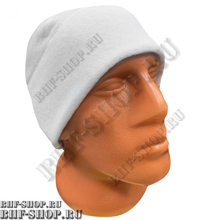 ШАПКА ПОЛАР Флисовая GARSING  GSG-73 ( 3991) Белая