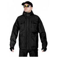Куртка мужская демисезонная AIR FORCE WINDBREAKER Softshell Черный
