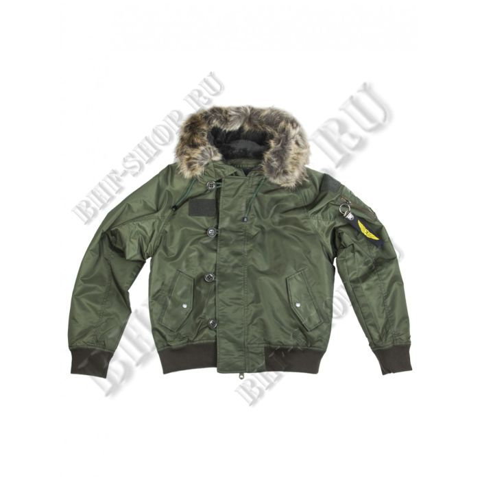 Куртка Пилот (бомбер) 7,26 Armyfans 101 Олива
