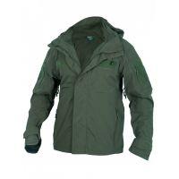 Куртка мужская тактическая 2в1, GONGTEX Alpha Hardshell Jacket Олива