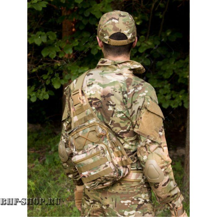 Тактическая сумка Sergeant Bag Мультикам