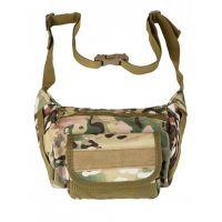 Сумка тактическая поясная/наплечная Tactical Sling Bag, 2,2 л, Мультикам