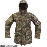 Куртка Гарсинг Мембранная Field parka GSG-7 Мультикам
