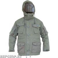 Куртка Гарсинг ПАНЦИРЬ (с флисом) Олива, GSG-14