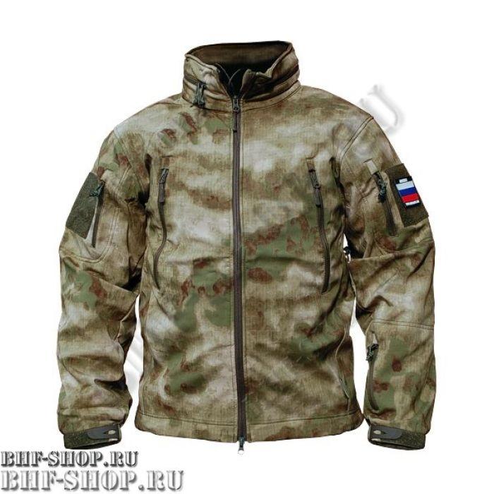Куртка Гарсинг ОПЕРАТИВНИК Зеленый мох, GSG-4
