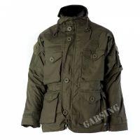 Куртка Гарсинг ГРУ Олива (Флис), GSG-10