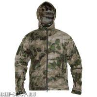 Куртка Гарсинг ДОЗОРНЫЙ-2 (Флис) Зеленый мох, GSG-8